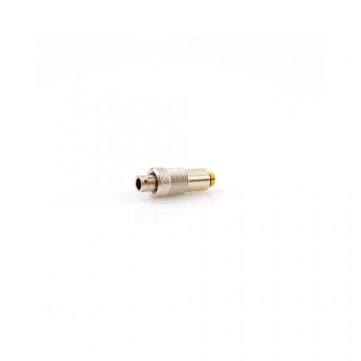 Adaptateur DPA DAD3057 - MicroDot à Zaxcom TRX900 Transmetteur / IFB Récepteur