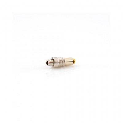 Adaptateur DPA DAD6003 - MicroDot à 3-pin Lemo pour Sennheiser SK Series Wireless