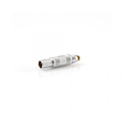 Adaptateur DPA DAD6011 - MicroDot à 4-pin Lemo pour Vega T-66/T-677 & Shure U1L Wireless