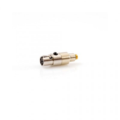 Adaptateur DPA DAD6012 - MicroDot à Switchcraft TA5F pour Lectrosonics M185 Wireless
