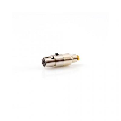 Adaptateur DPA DAD6017 - MicroDot à Switchcraft TA3F pour AKG et Samson Wireless