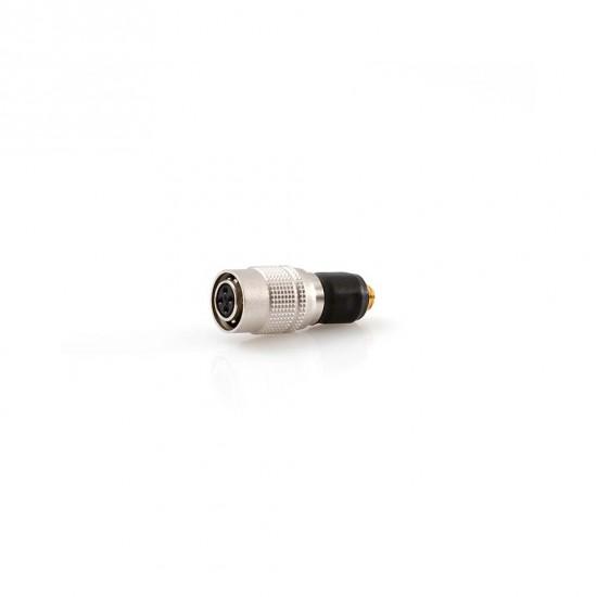 Adaptateur DPA DAD6033 - MicroDot à 4-pin Hirose pour Audio-Technica AEW-T1000 D UniPak