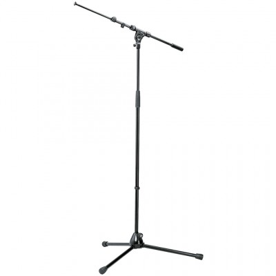 Support pour microphone K&M 210/9-BLACK