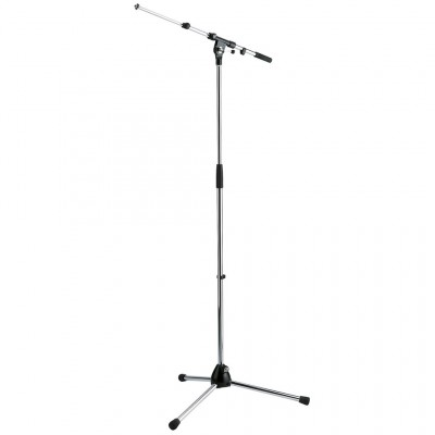 Support pour microphone K&M 210/9-CHROME