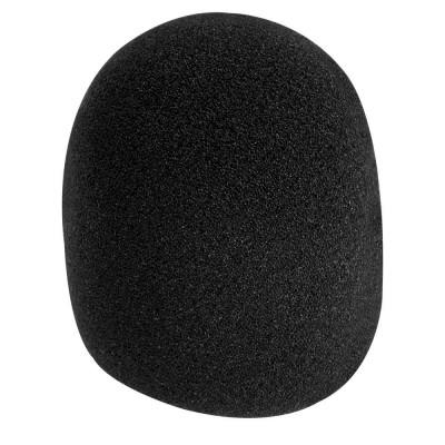 Bonnette anti-vent pour microphone SM58