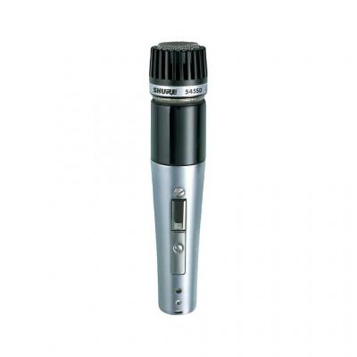 Microphone avec interrupteur marche/arrêt Shure 545SD-LC