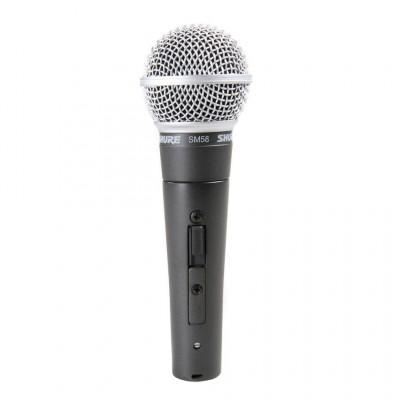 Microphone avec interrupteur marche/arrêt Shure SM58S